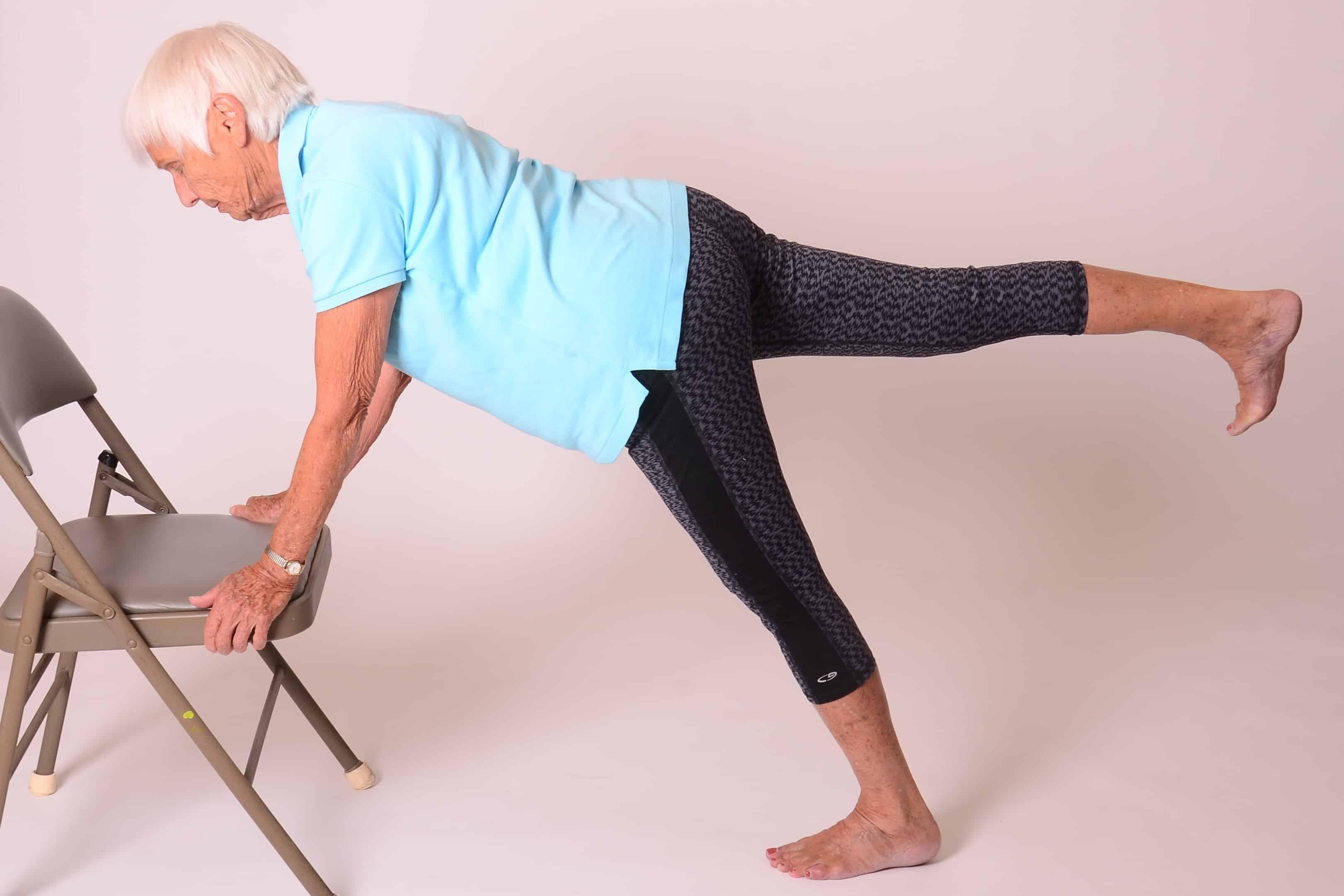 Chair Yoga Boomer Plus Yoga