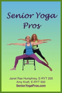 Senior Yoga Pros logo & Pictures